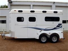 2000 Kiefer Manufacturing 2 Horse BP