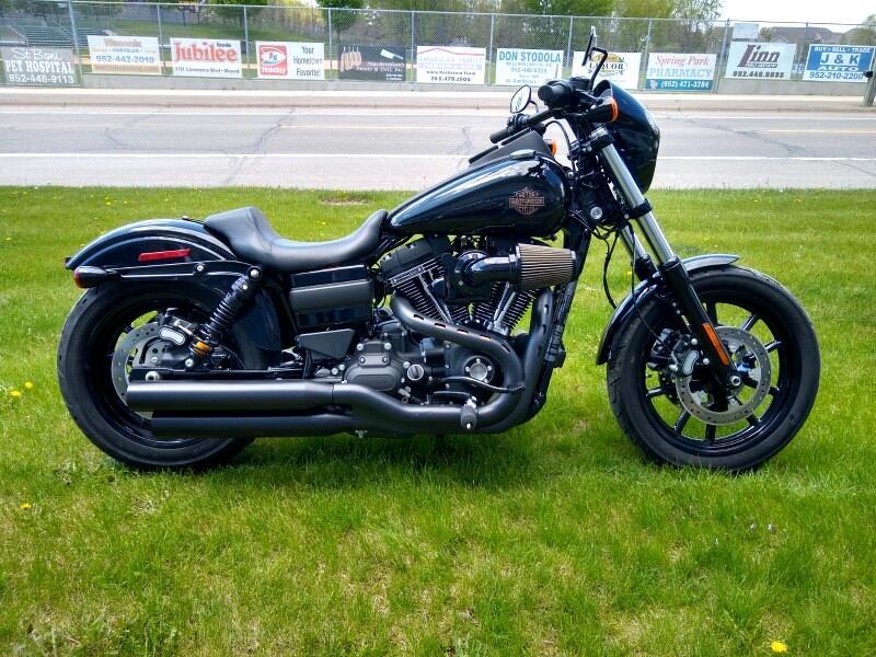 Harley-Davidson FXDLS  2017