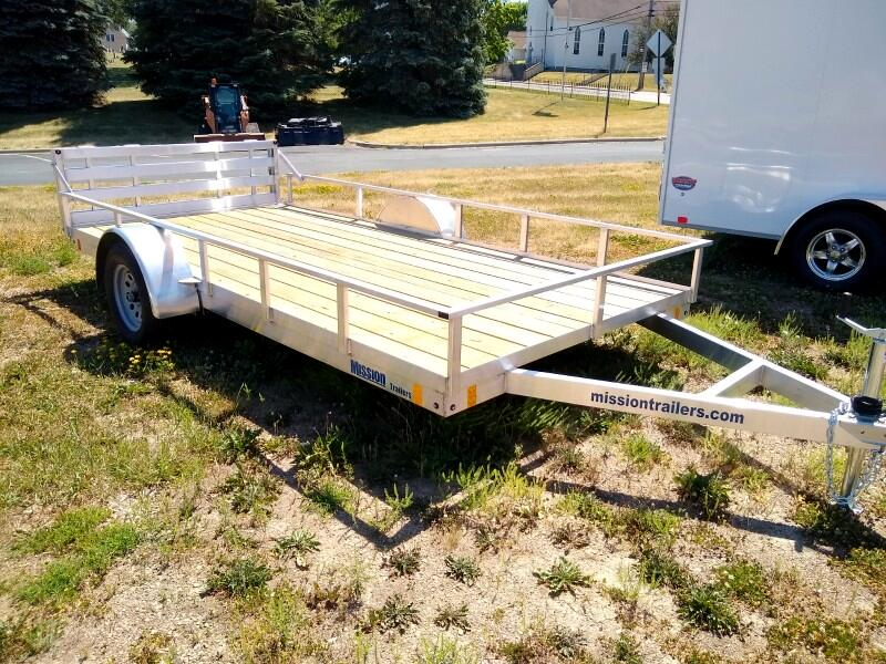 Mission Utility Model- Wood Deck with Ramp  2021