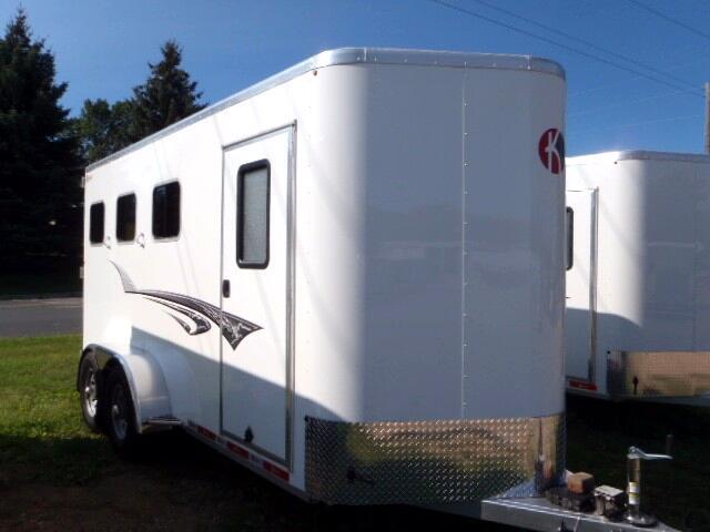 2016 Kiefer Manufacturing 3 Horse BP Kruiser 3H Slant
