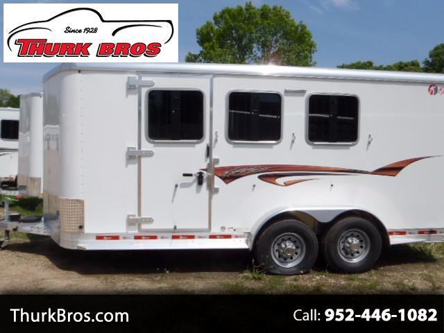 2017 Kiefer Manufacturing 3 Horse BP