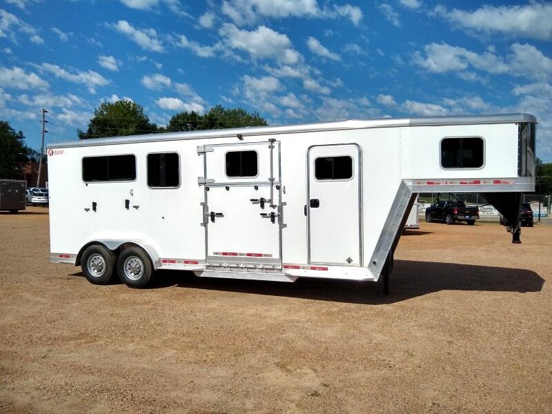 Kiefer Manufacturing 3 Horse GN  2017