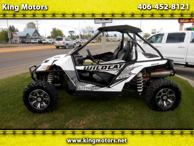 2015 Arctic Cat Wildcat 1000x side x side