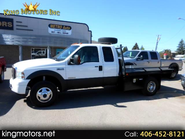 2004 Ford F-350 SD Lariat SuperCab Long Bed 4WD DRW