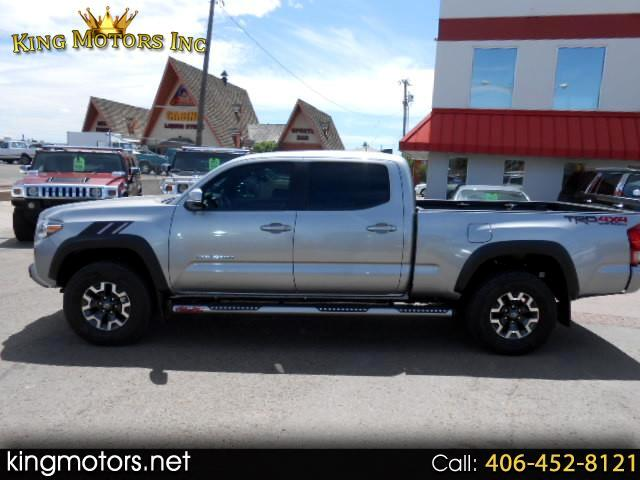 2017 Toyota Tacoma TRD OR CREW CAB V6 4WD LONG BED