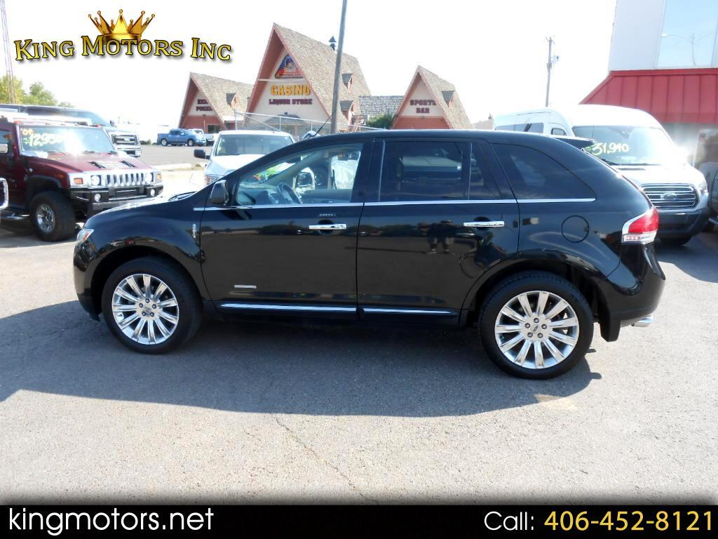 2011 Lincoln MKX AWD 4DR ELITE