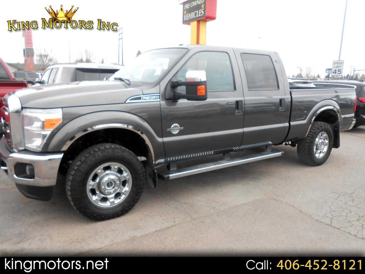 2016 Ford Super Duty F-350 SRW 4WD CREW CAB XTR PLUS
