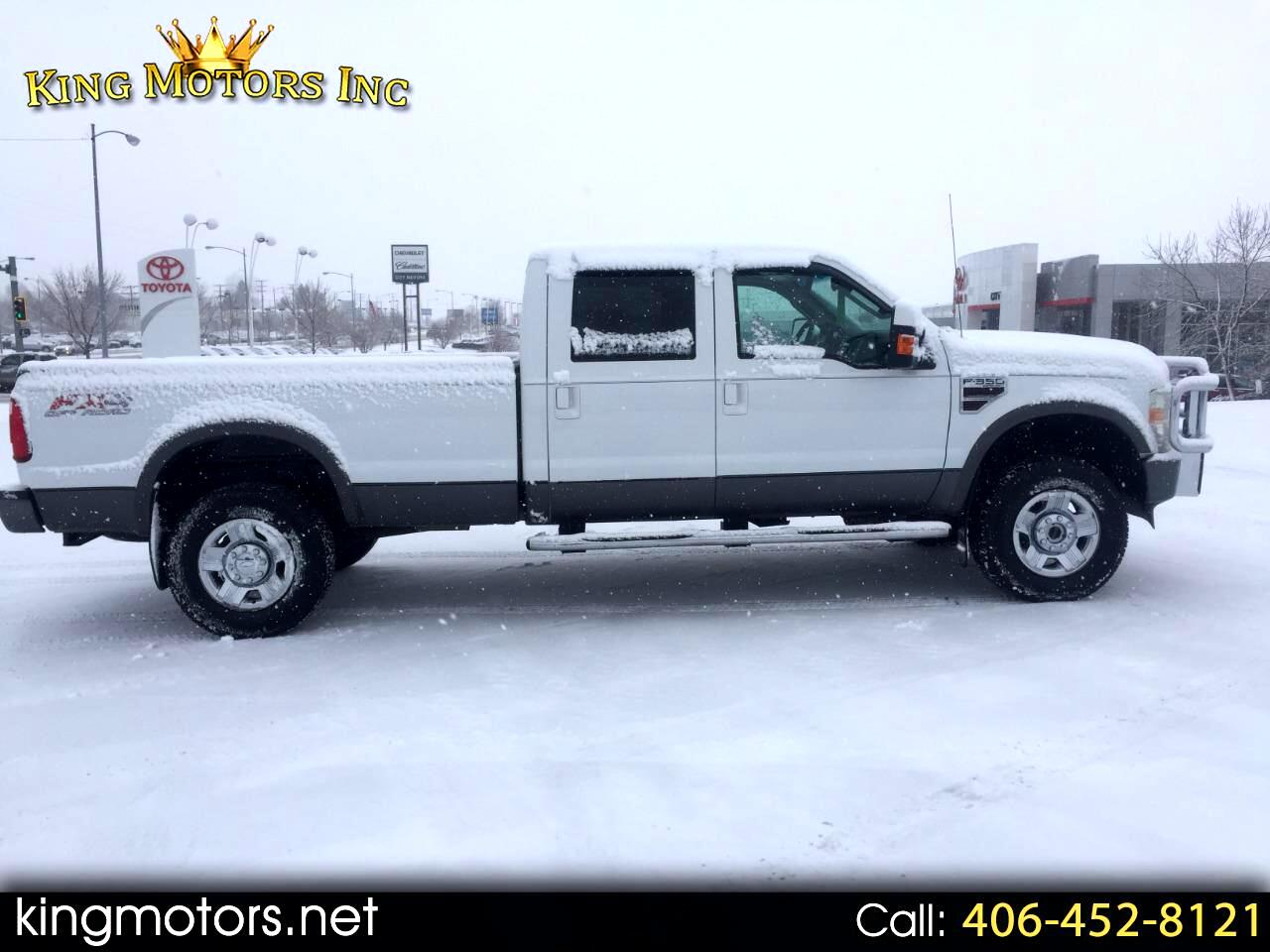 2009 Ford Super Duty F-350 SRW 4WD Crew Cab 172