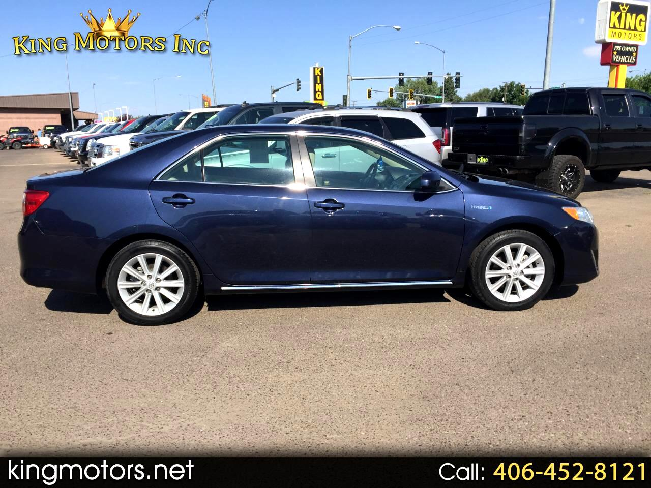 2014 Toyota Camry Hybrid 2014.5 4dr Sdn XLE (Natl)