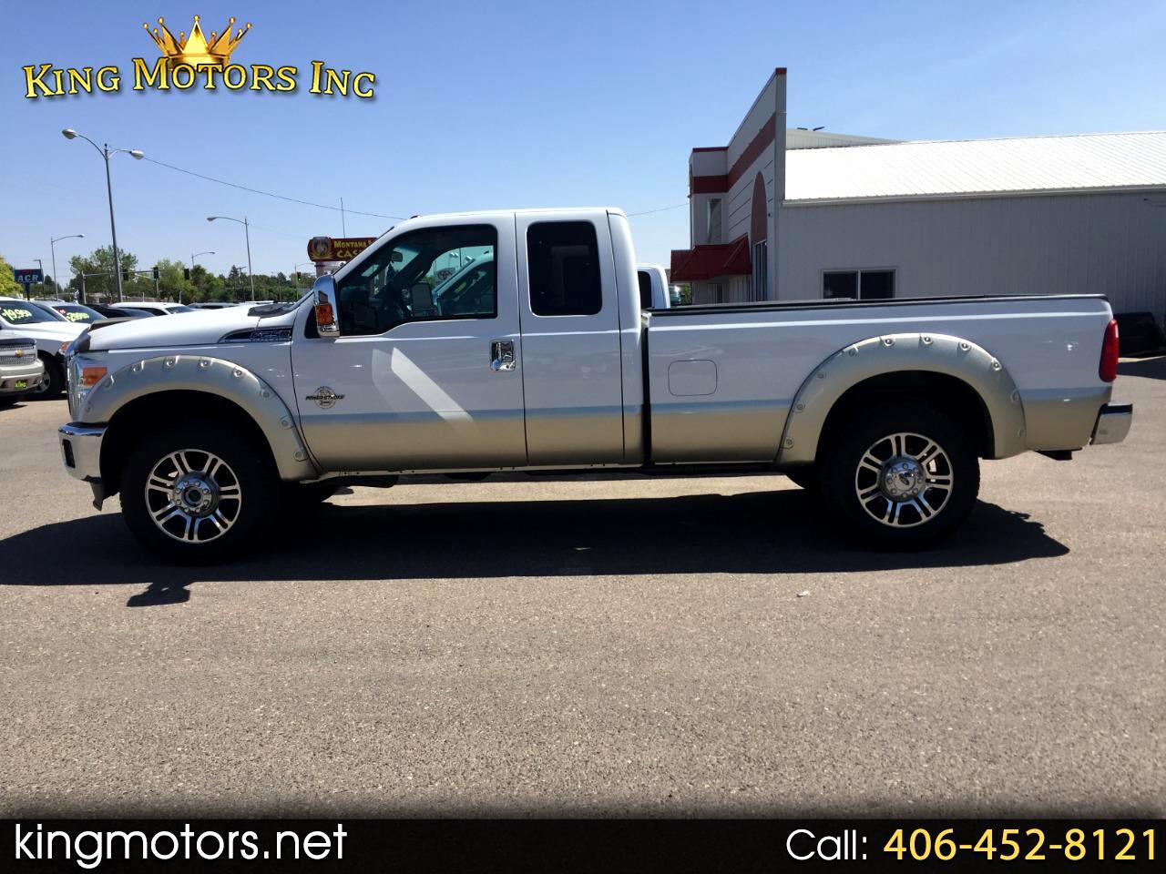 2015 Ford Super Duty F-250 SRW 4WD SuperCab 158
