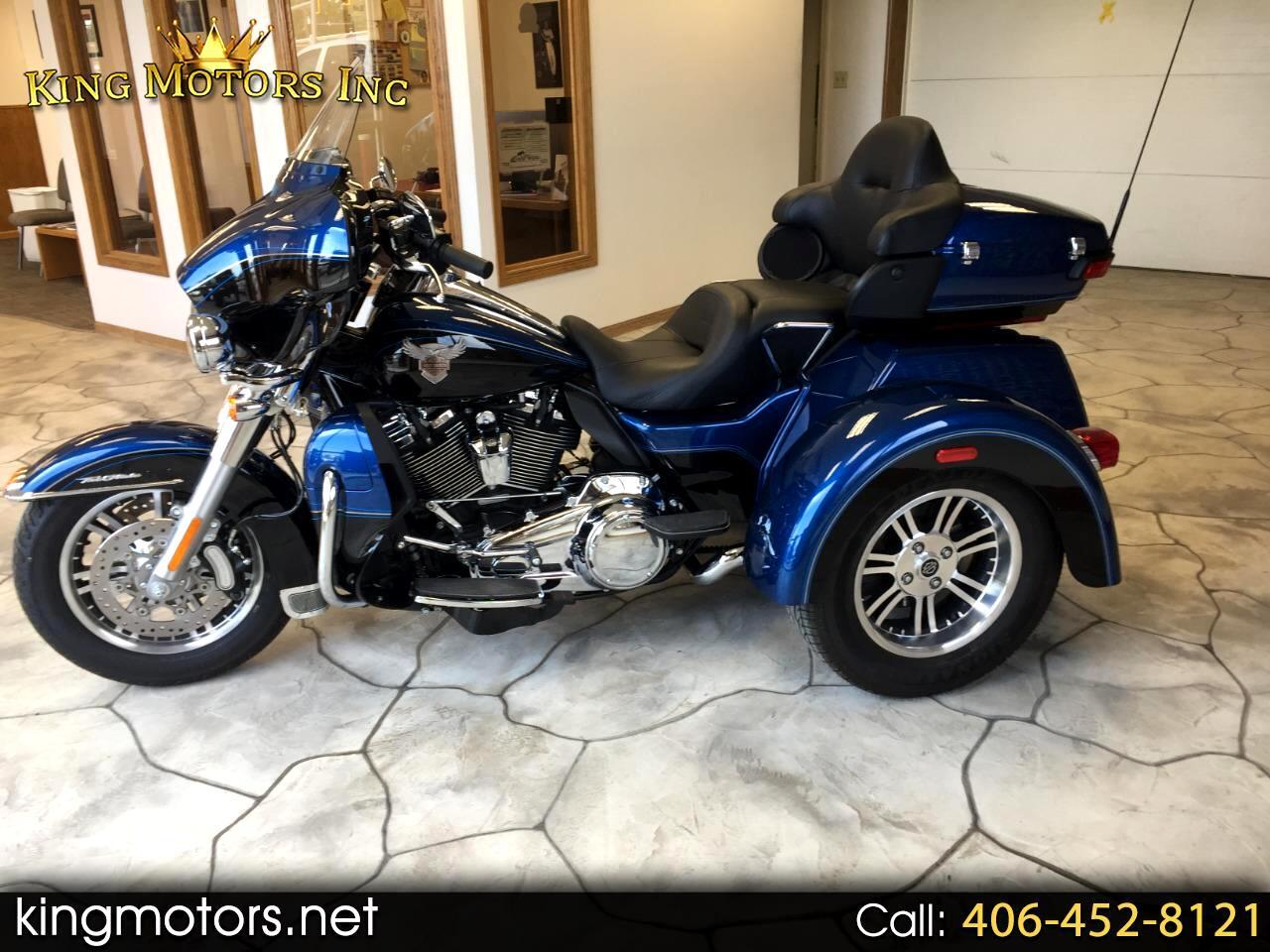 2018 Harley-Davidson Trike 115 YR. ANNIVERSARY EDITION