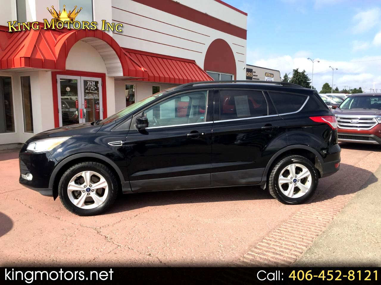 Ford Escape 4WD 4dr SE 2016