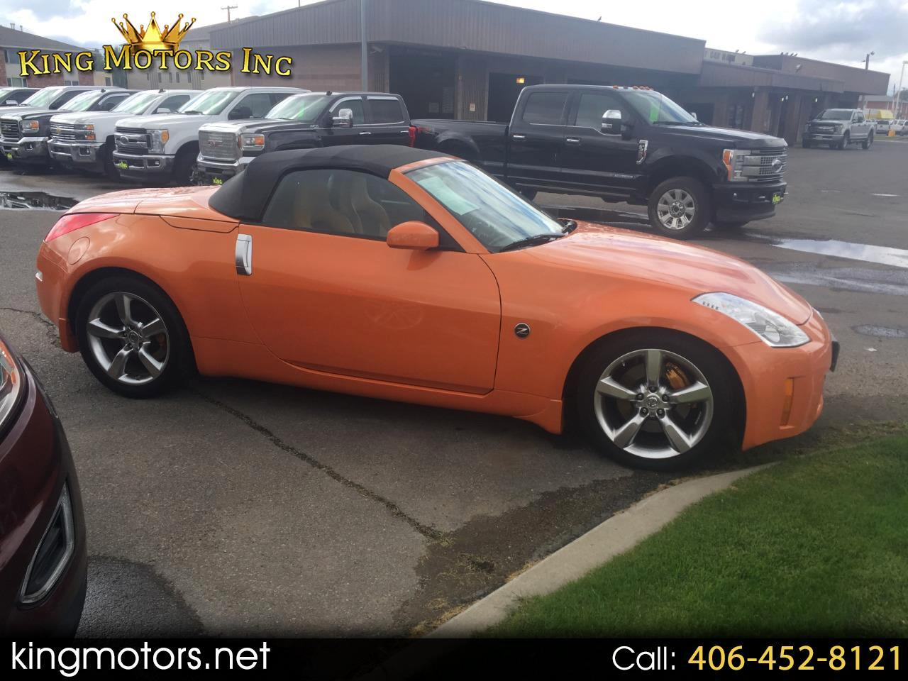 Nissan 350Z 2dr Roadster Manual Grand Touring 2007