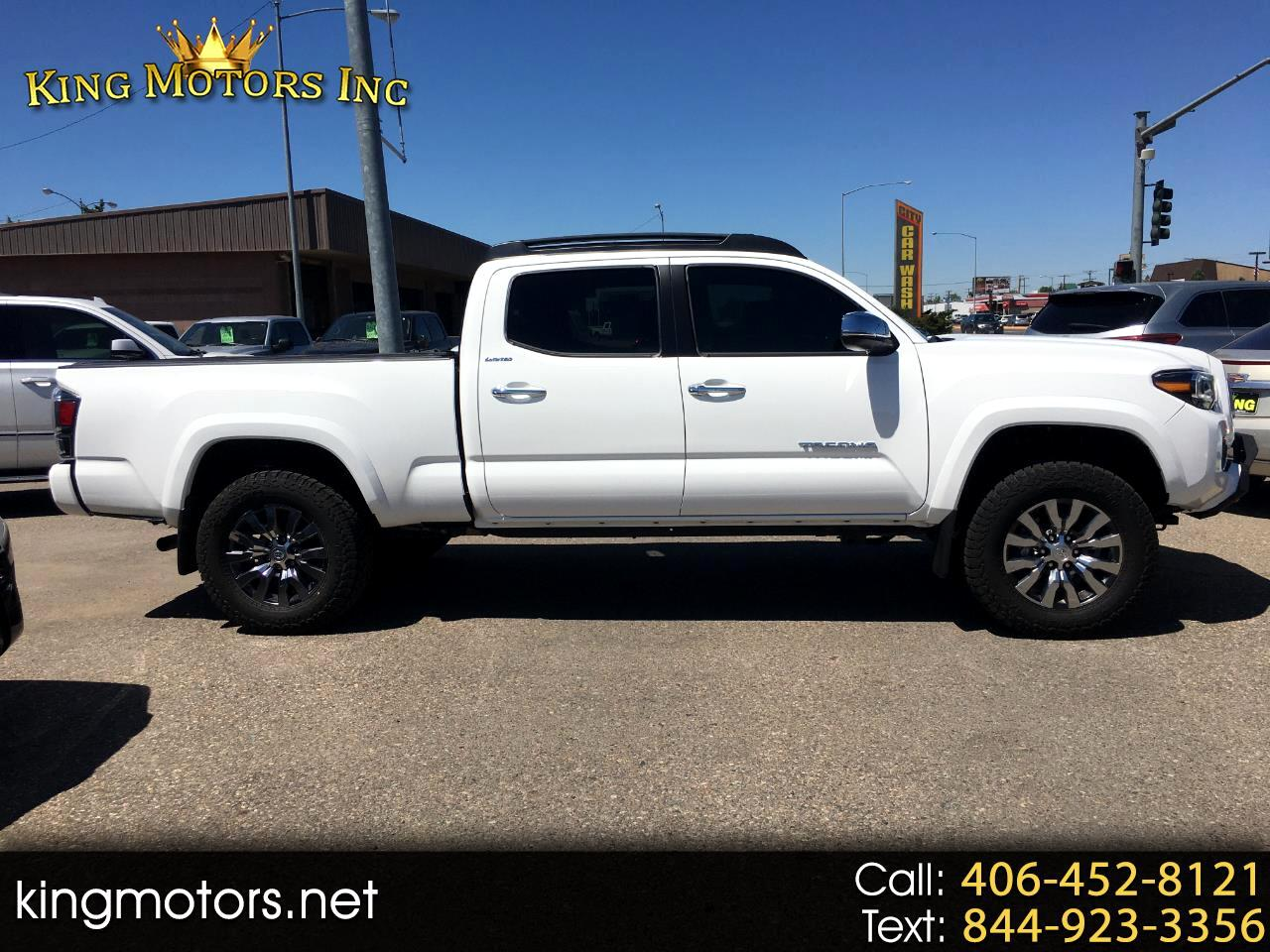 Toyota Tacoma 4WD Limited Double Cab 6' Bed V6 AT (Natl) 2021