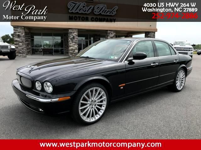 2004 Jaguar XJ-Series XJR