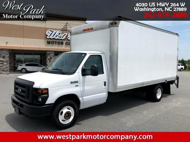 2011 Ford Econoline E-450 Super Duty