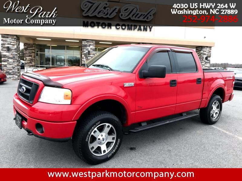 Ford F-150 FX4 SuperCrew 4WD 2006