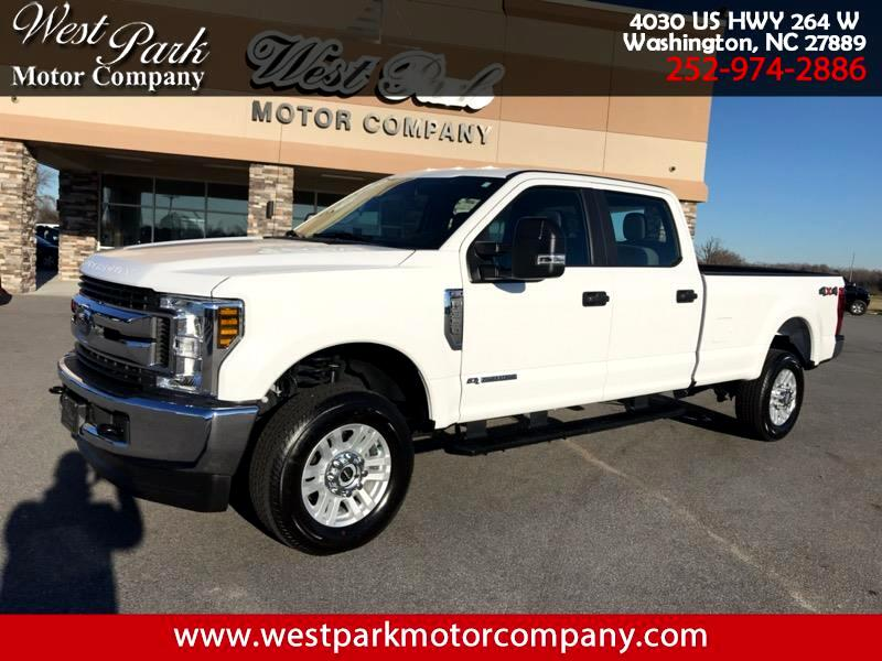 2019 Ford F-350 SD Crew Cab 4WD