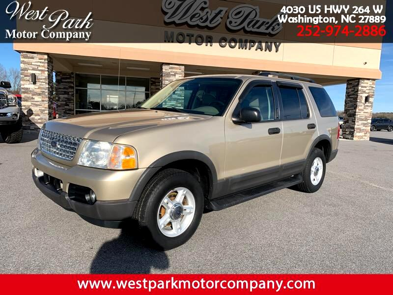 Ford Explorer XLT 4WD 2003