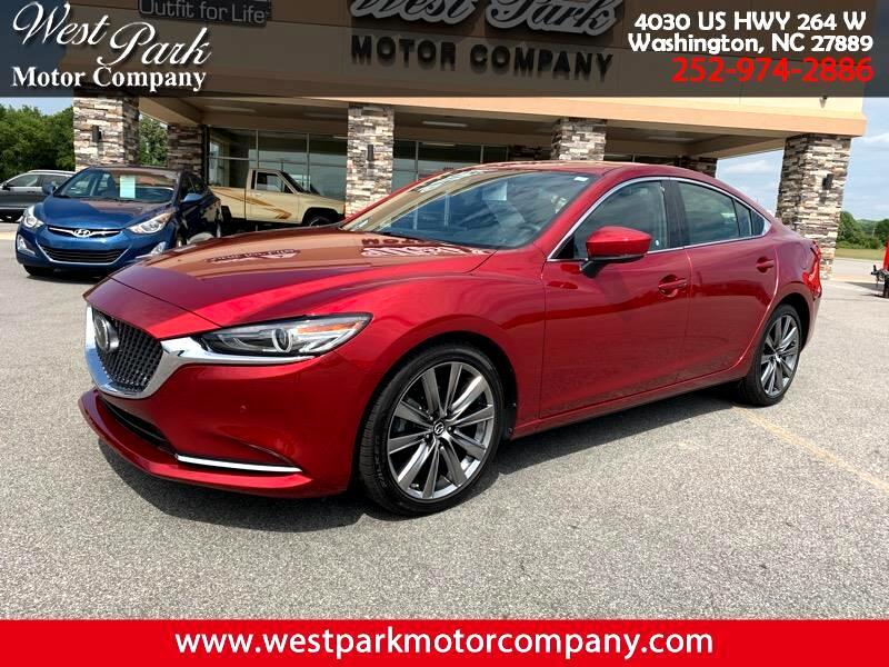 2018 Mazda MAZDA6 Signature 6A