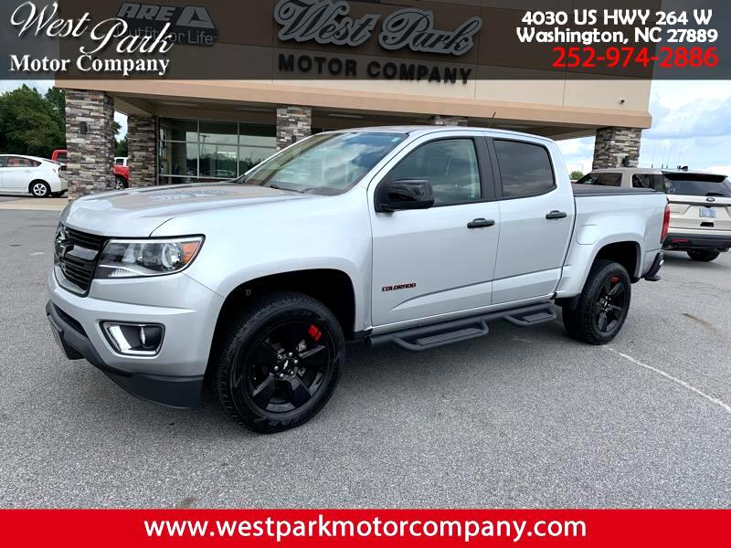 2017 Chevrolet Colorado LT1 Crew Cab 2WD
