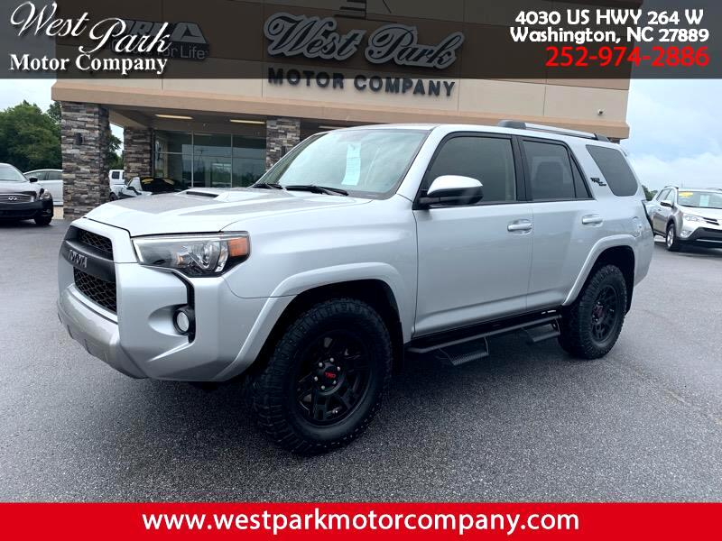 Toyota 4Runner TRD Off Road 4WD (Natl) 2018