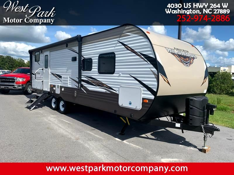 2018 Forest River Wildwood WDT27DBK