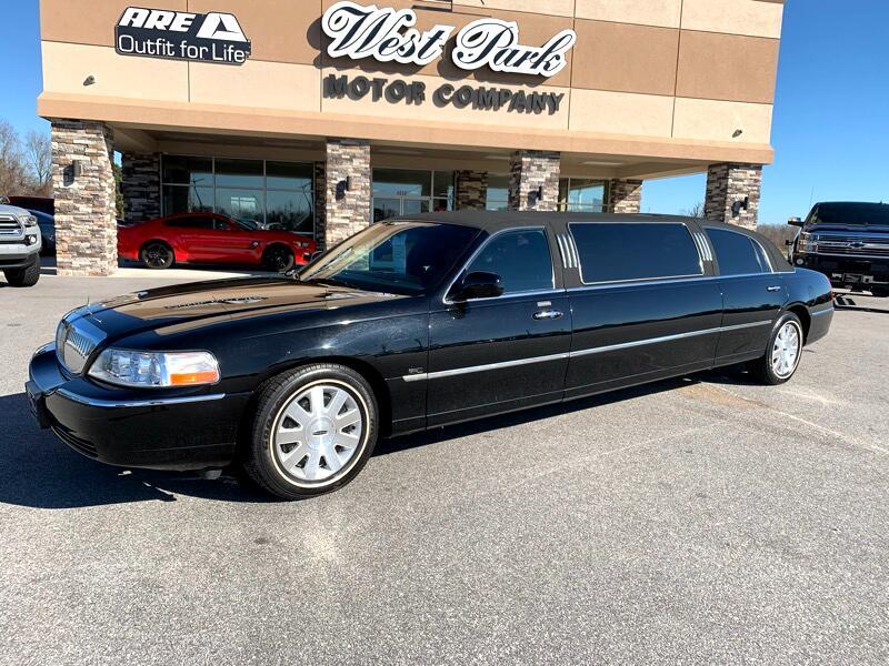 Lincoln Limousine  2004