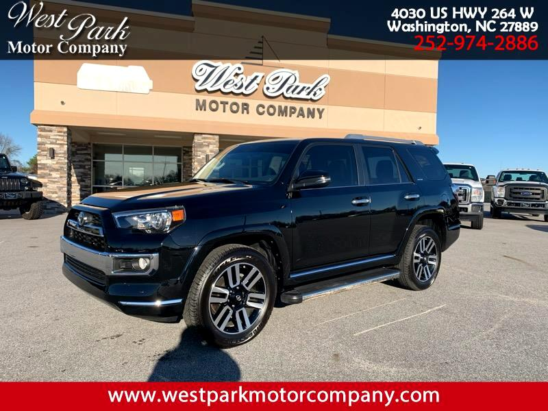 Toyota 4Runner Limited 4WD V6 2019