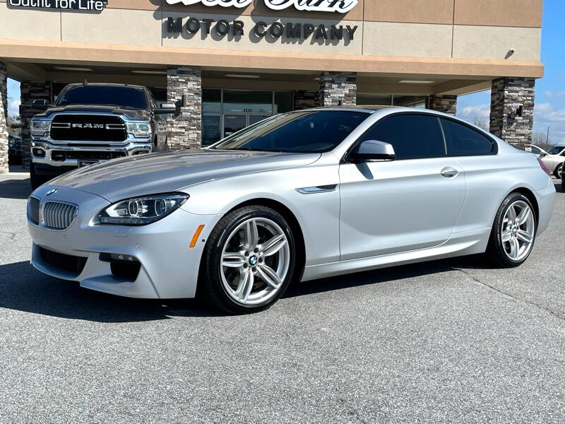 BMW 6-Series 650xi Coupe 2013