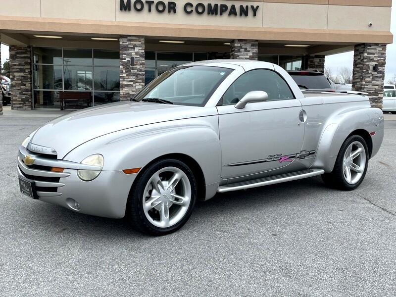 Chevrolet SSR Base 2004