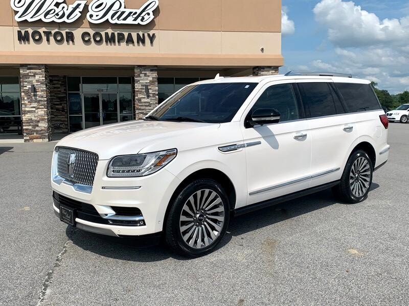 Lincoln Navigator Reserve 4WD 2018