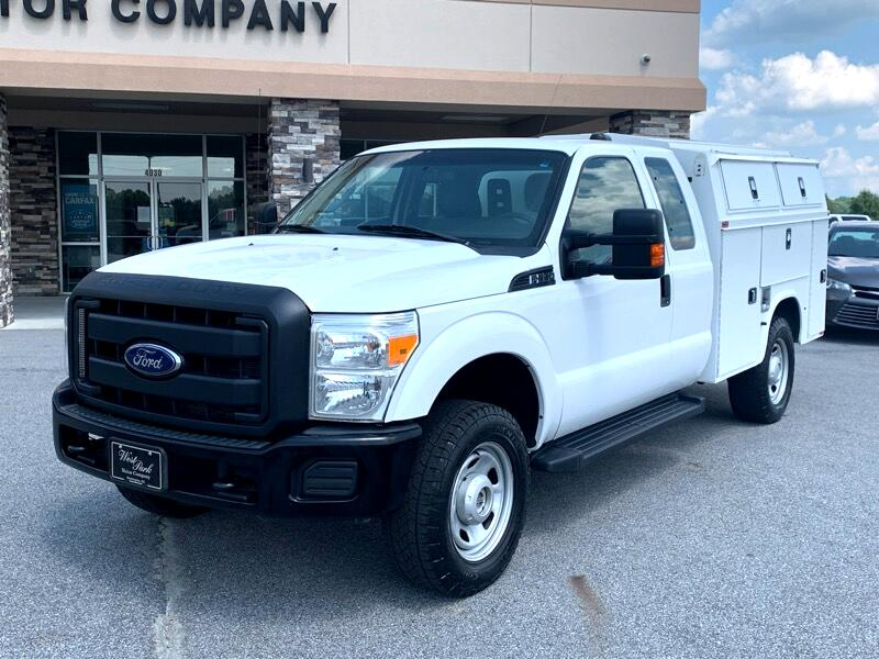 Ford F-350 SD XLT SuperCab Long Bed 4WD 2014