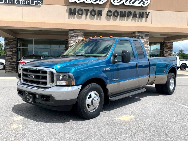 Ford F-350 SD Lariat SuperCab Long Bed 2WD DRW 2002