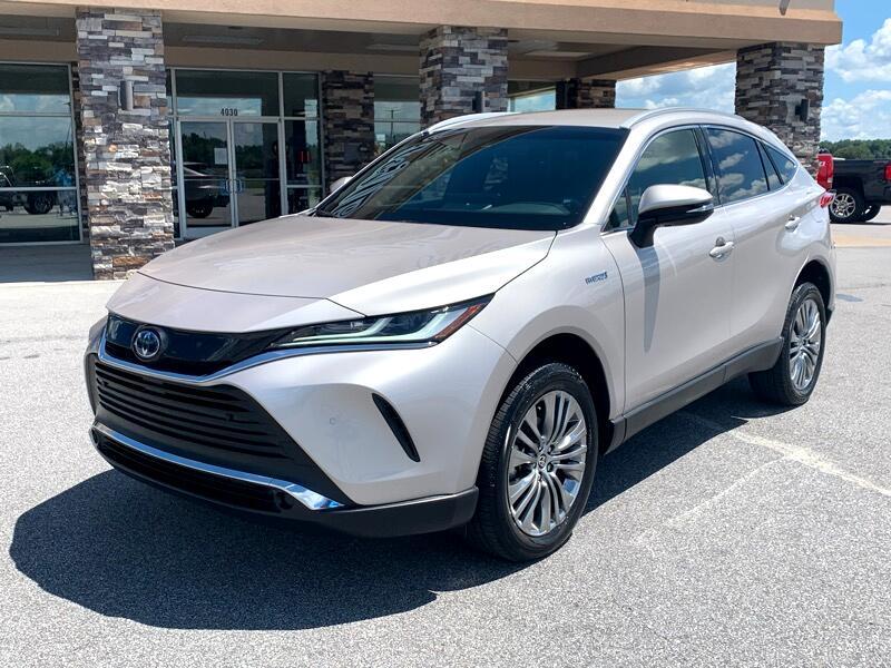 Toyota Venza XLE 2021