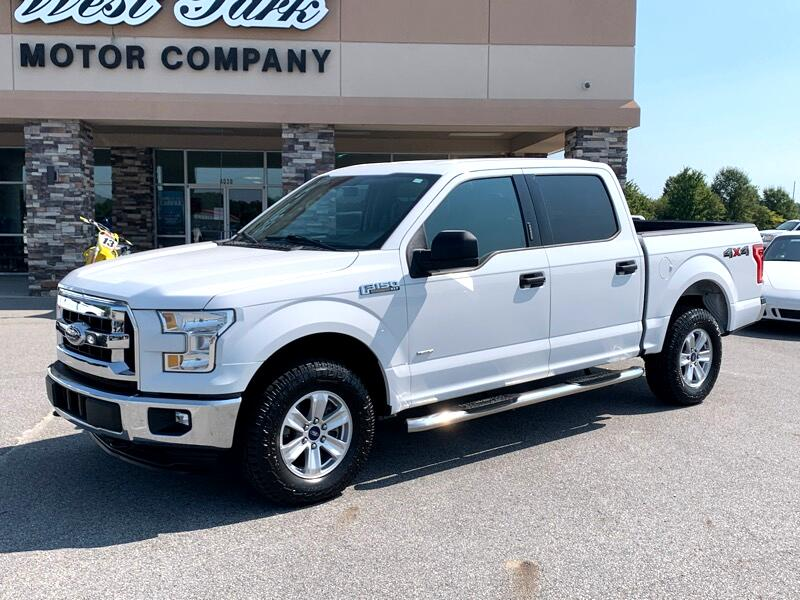 Ford F-150 XLT SuperCrew 5.5-ft. Bed 4WD 2015