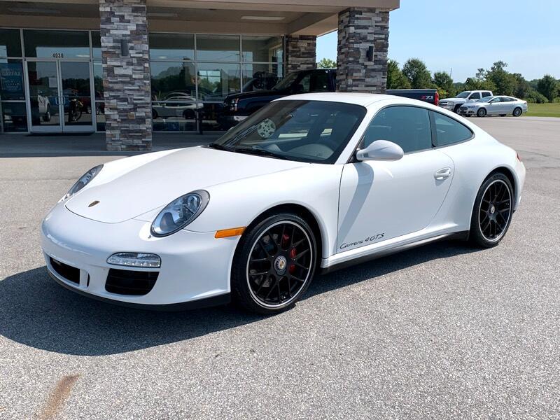 Porsche 911 Carrera 4S Coupe 2012