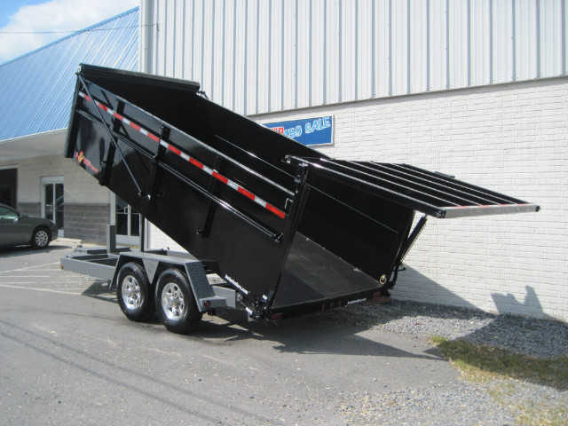 2019 BWise Ultimate Dump Trailer 82x16 15k Reserve your color today!