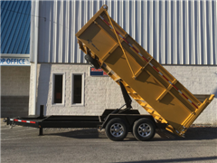 2019 BWise Ultimate Dump Trailer