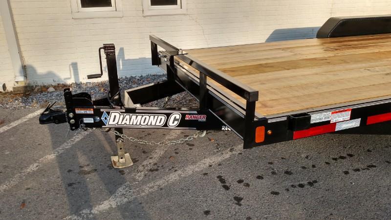 2019 Diamond C Equipment Trailer 16' Equipment 14k- $110 for 48 months