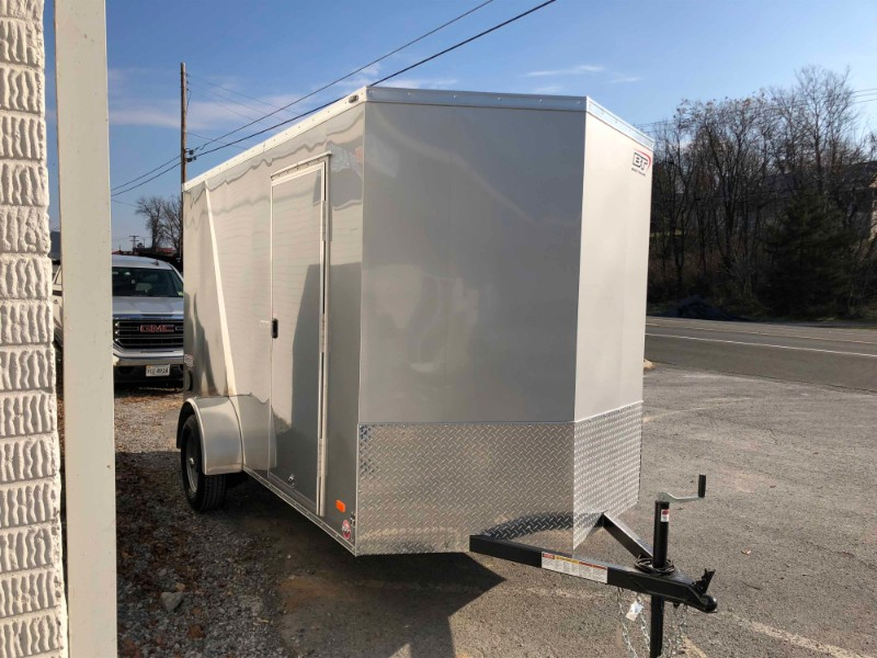 2019 Bravo Trailers Scout 6x12 3k Extra Height- $94 for 48 months