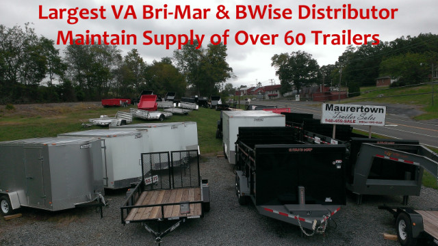 201 BWise Ultimate Dump Trailer 82x14 15k
