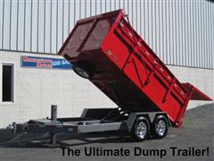 201 BWise Ultimate Dump Trailer