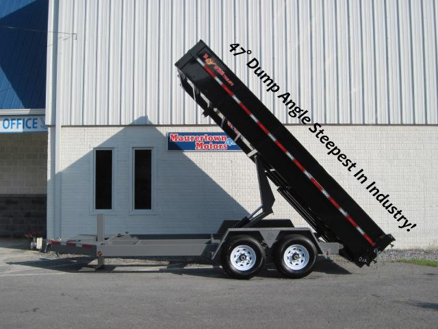 2020 BWise HD Dump Trailer 82x16 15k- $245 for 48 months