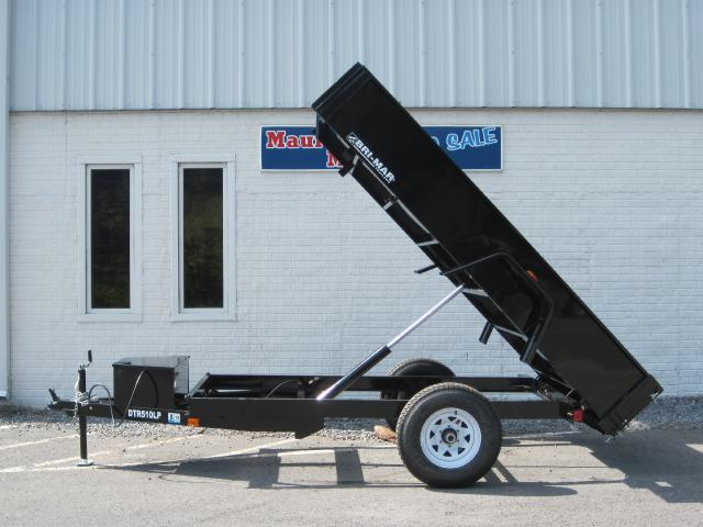 2019 Bri-Mar Low Profile Dump Trailer 5x10 5k- $95 for 48 months