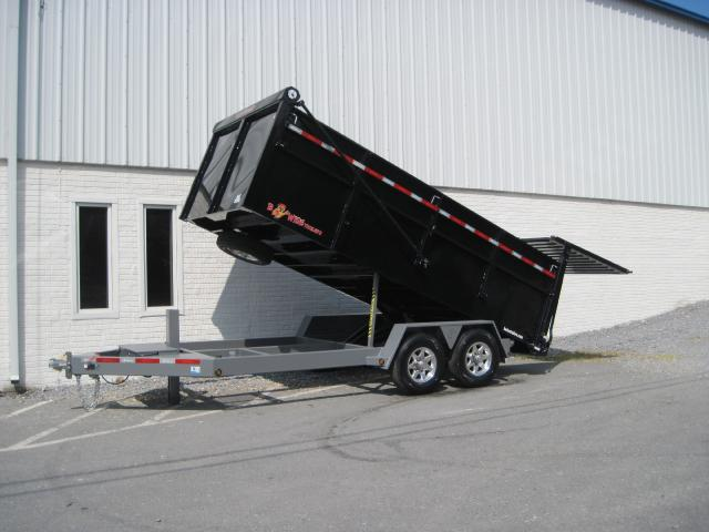 BWise Ultimate Dump Trailer  2019