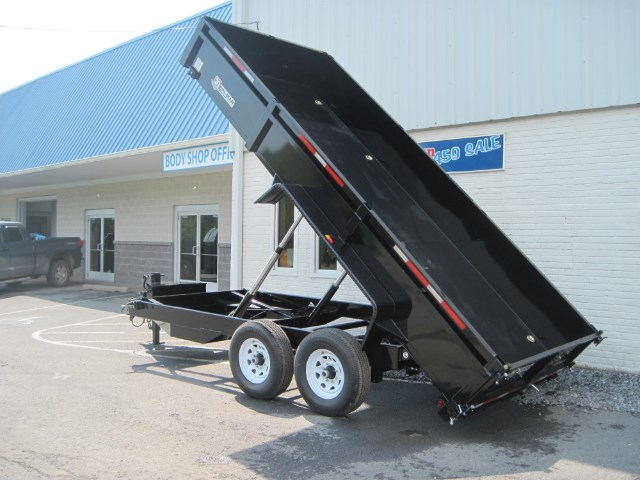 2019 Bri-Mar HD Dump Trailer 82x16 14k- $230 for 48 months