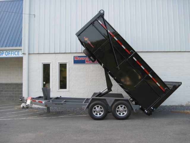 2020 BWise Ultimate Dump Trailer 82x14 15k
