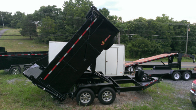 2019 BWise Ultimate Dump Trailer 12 Feet 15k GVW