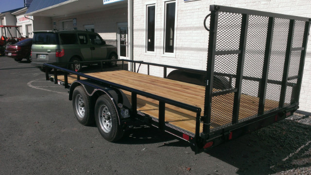 2018 Diamond C Landscape Trailer 83x16 Pipe Top 7k- $71 for 48 months